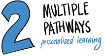 Goal 2: Multiple Pathways, Personalized Learning.
