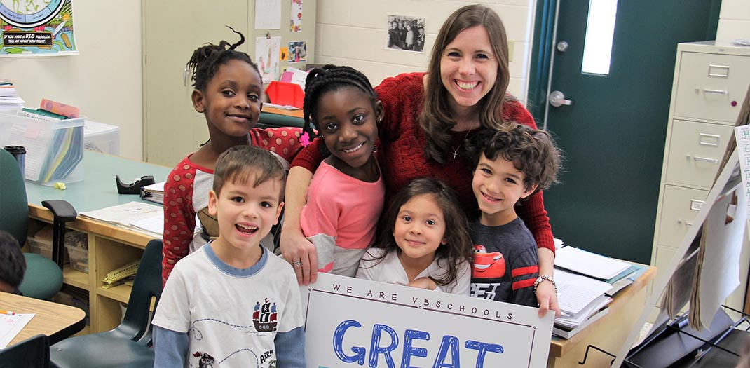 7c0f0bc1 We Are Vbschools - Great Dreams need Great Teachers